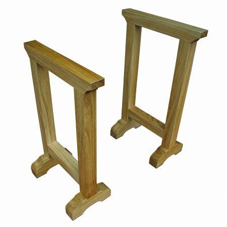 treteaux porte cercueil en bois gamme professionnelle. Black Bedroom Furniture Sets. Home Design Ideas
